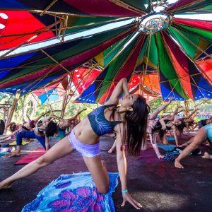 Dünyadaki En iyi 10 Yoga Festivali
